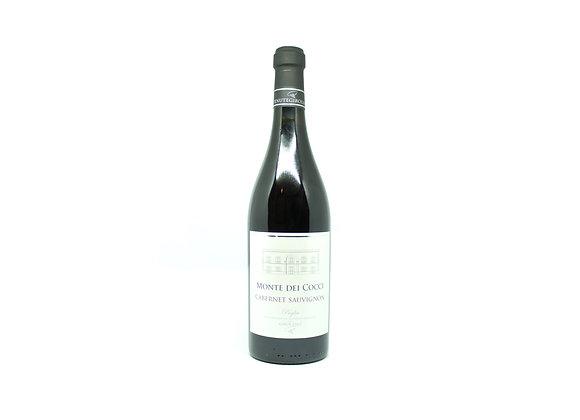 """""""CARBENET SAUVIGNON - Monte Dei Cocci"""" Red Wine"""