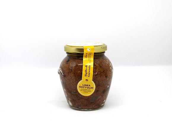 """PATÈ DI OLIVE NERE"" Italian Black Olives Patè"
