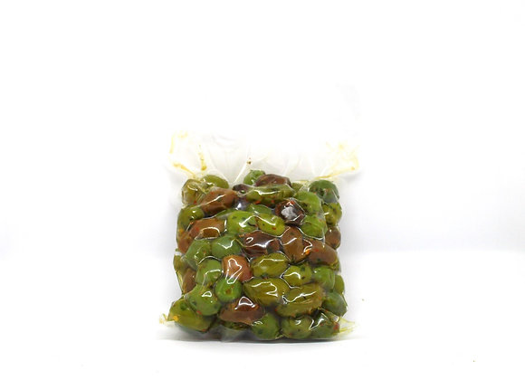"""TRIS DI OLIVE CONDITE"" Spiced Olives Mix"