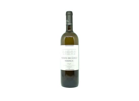 """""""VERDECA - Monte Dei Cocci"""" White Wine"""