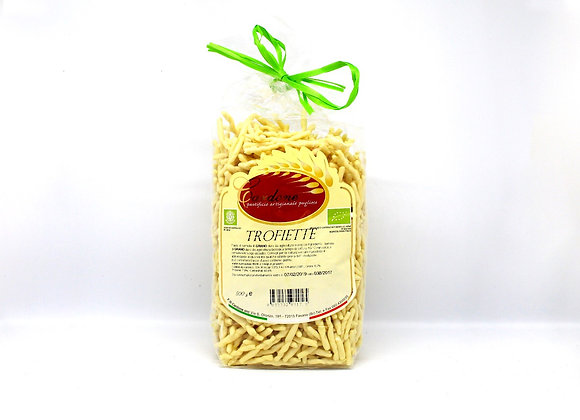 """TROFIETTE"" Trofiette Pasta"