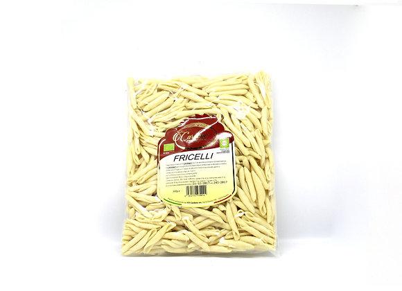 """FRICELLI - Pasta Fresca"" Fresh Durum Wheat Semolina Pasta"