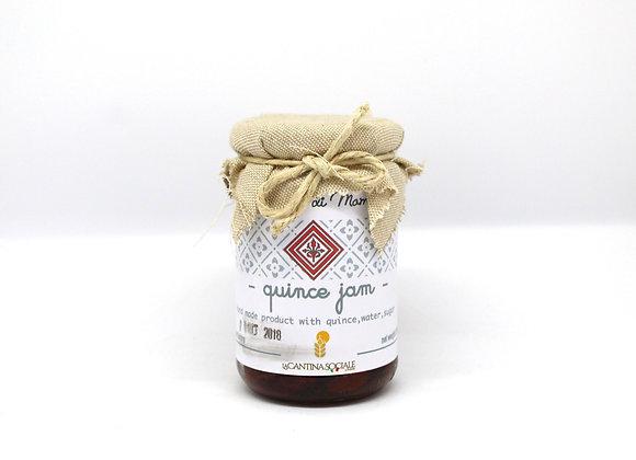 """""""MARMELLATA DI MELA COTOGNA"""" Homemade Quince Jam"""