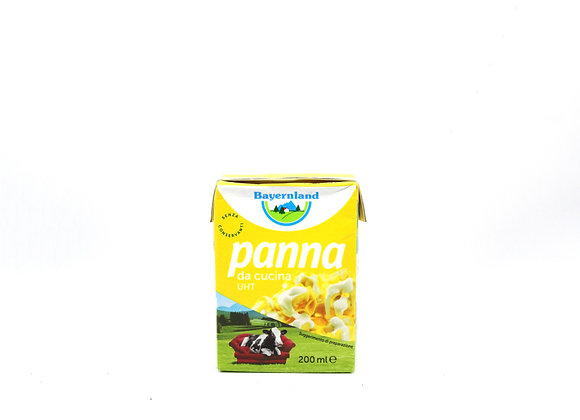 """PANNA DA CUCINA"" Italian Double Cream"