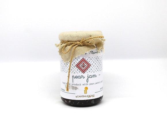 """MARMELLATA DI PERE"" Homemade Pear Jam"