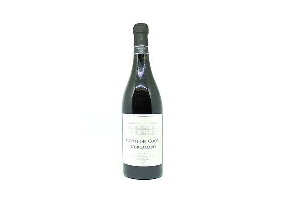 """""""NEGROAMARO - Monte Dei Cocci"""" Red Wine"""