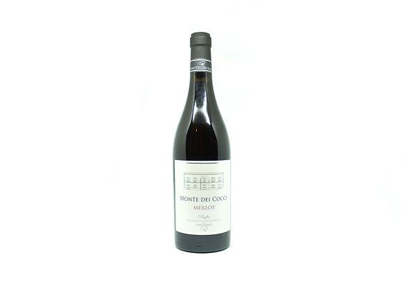 """""""MERLOT - Monte Dei Cocci"""" Red Wine"""