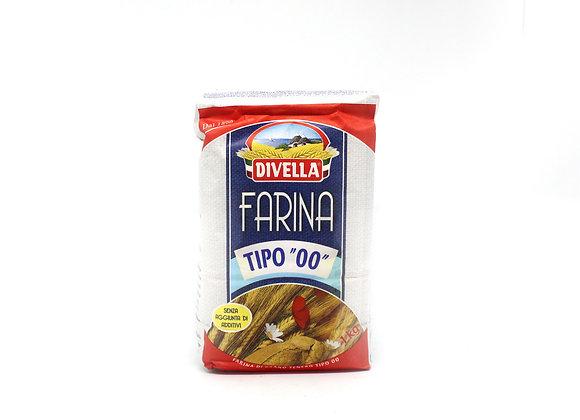 """""""FARINA BIANCA DI TIPO00"""" White Flour type 00"""