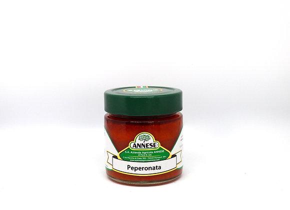 """""""PEPERONATA"""" Red Peppers Sauce"""