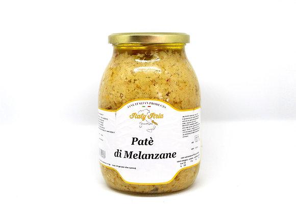 """""""PATÈ DI MELANZANE"""" Aubergines Patè"""