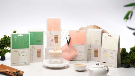 最強跨界聯名!聶永真 x 去味大師 打造充滿台灣特色「茶香氛」,搭配典雅包裝,在家也能質感滿分!