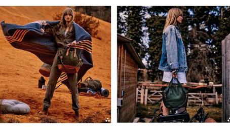 Jerome Dreyfuss 全新法式情人包!用帶質感的皮革與大地色+溫暖的木質色調來迎接秋天~