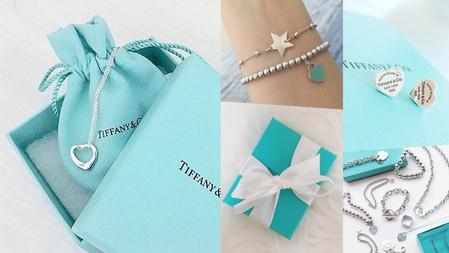 6款平價好入手Tiffany & Co.飾品!價格千元到一萬,小資女也能買小藍盒送自己♡