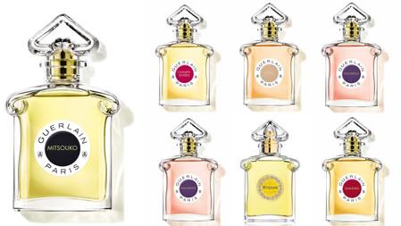 嬌蘭『MITSOUKO 蝴蝶夫人淡香水』換全新包裝!倒心形瓶口+優雅古典瓶身,柑苔果香調、呈現和諧又神秘的氣質~
