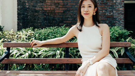 【VOCE 創業媽咪特別企劃】「活在當下」 就是平衡好每個角色的秘訣! 新手爸媽的救星 寶寶睡眠訓練顧問 Lydia Chan