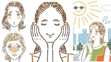【美人養成】日本去角質專家 猪越理恵的『正確去角質』方法!拯救肌膚侵擾,讓夏天也擁有光滑水煮蛋肌♡