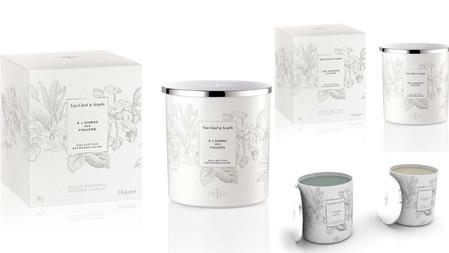 不僅是裝飾品更是藝術品!Van Cleef & Arpels梵克雅寶「珠寶花園」頂級香氛系列,溫柔質感、像珠寶一樣細緻的香氣!