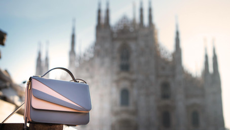 氣質美女必看!凱特王妃的愛牌!超美情書包!GRACE HAN 帶妳一秒到義大利!時尚又充滿藝術,優雅又有質感~