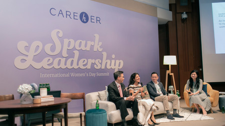 點燃領導力 — 突破女性企圖心迷思
