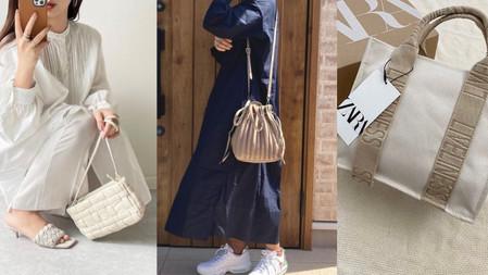 日女子狂回購!六款ZARA平價包包推薦「托特包、水桶包」小資預算百元→千元購入!