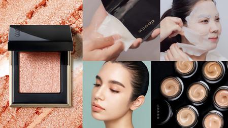 從保養到完妝 SUQQU新品:維持肌膚光澤的抗老保濕面膜、打造高級感奶油肌粉霜、超閃日間陽光眼影~