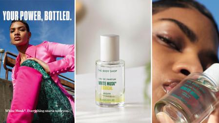 全素香氛!THE BODY SHOP 第一支植物性草本麝香再升級!純素成分、極簡100%包裝→又香又環保!