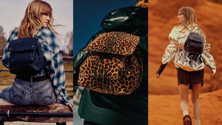 好萊塢女星私下穿搭的愛牌!法國皮件設計師品牌 Jerome Dreyfuss 經典包款Lulu系列 秋冬新品『Lulu後揹包』!