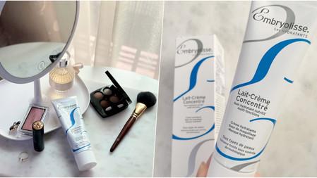 [小編試用報告] 日女子化妝包必備 #保濕小藍管→『神奇保濕霜』從妝前保養到卸妝,膚質妝感的最強維持神器!