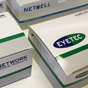 Eyetec and Netcell Packaging