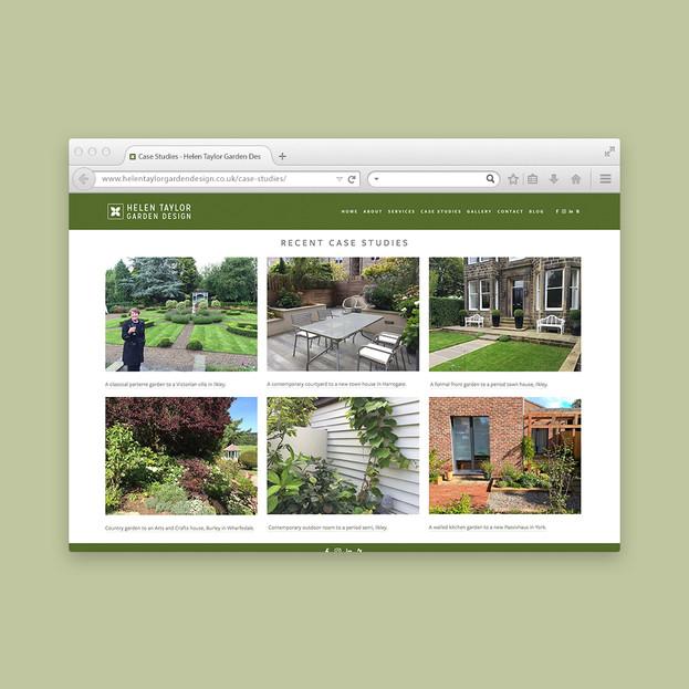 Helen Taylor Garden Design - Case Studies