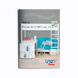 12 page brochure - front cover