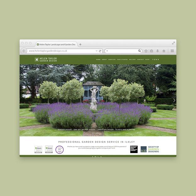 Helen Taylor Garden Design - Home Page