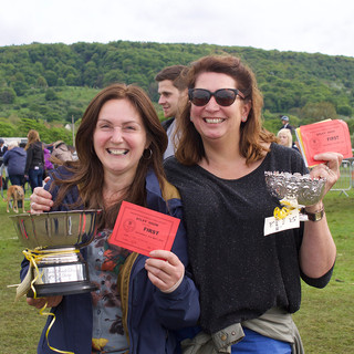 Otley Show 2016 - Proud Winners