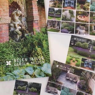 Presentation Folders - Business Cards - Postcards