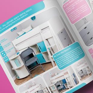 Brochure Design - Internal Spread