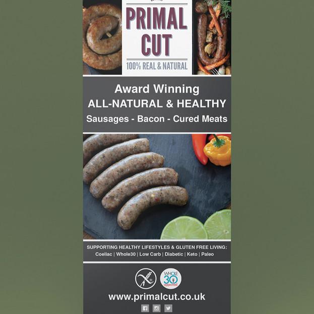 Promotional Banner 2 - Primal Cut