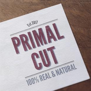New Logo - Primal Cut