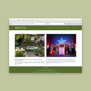 Helen Taylor Garden Design - Blog Page