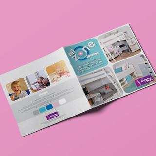 Mizone Brochure - Front and back cover