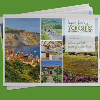 Ingrid Flute's Yorkshire Holiday Cottages - Personalised Brochure