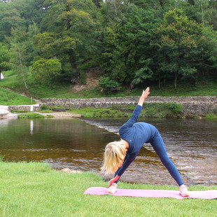 Sarah Clough offering interactive, online fitness classes live from Yorkshire
