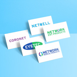 New logo for Network Medical Products and sub-brands