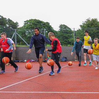 Coach Mark Gunn Basketball - Sessions are full of fun