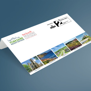 Ingrid Flute's Yorkshire Holiday Cottages - Branded Envelopes