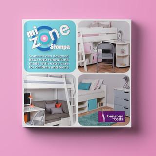 Mizone Brochure - Front Cover