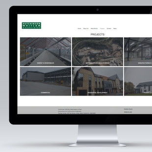 Projects Page, Hutchinson Whitlam