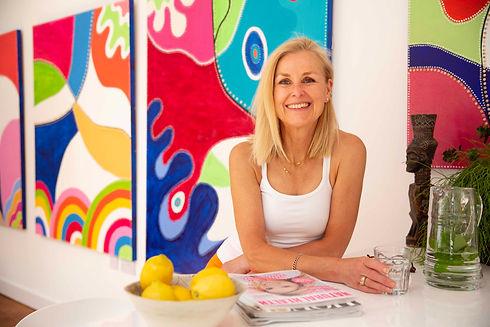 Pilates Instructor Sarah Clough