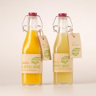 British Apple Co. - Branding - Juicy Colours