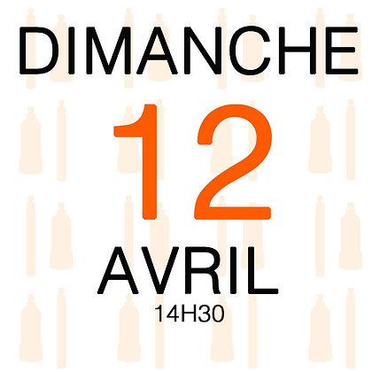 Atelier du Dimanche 12 avril 2020, 14H30