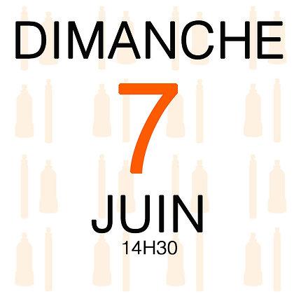Atelier du Dimanche 7 juin 2020, 14H30